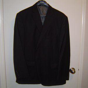 5 Suit Jackets size 46 c/w shirt, tie and pants